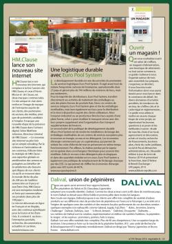 Presseschau--Végétable_février2015_actus Illu