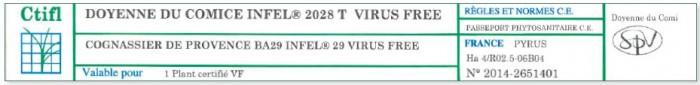 La certification DALIVAL / Passeport phytosanitaire